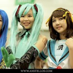 Hot Kabukicho Girls in Cosplay Fever