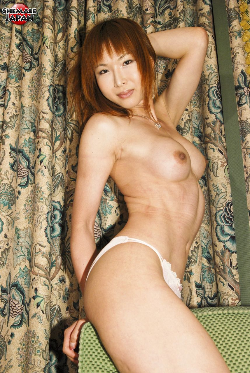 Japan's Top Newhalf Talent Miki
