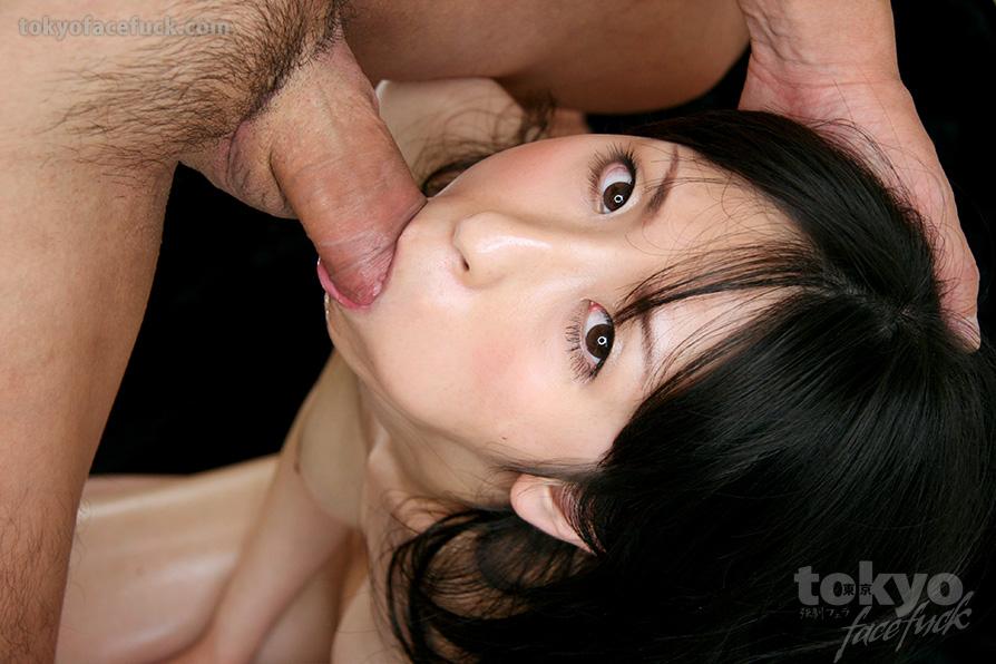 Mami Kurita Gets a Mouth Full of Cock