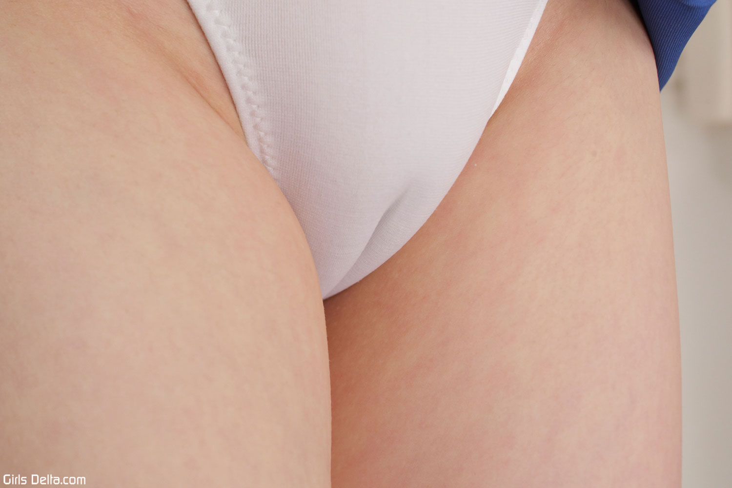 Shaved Camel Toe In White Panties Of Sasahara Is Perfect