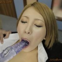 Mariru Amamiya Blows a Vibrator (RHJ-246)