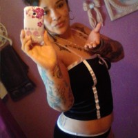 Hot N Curvy Latina with Tatts
