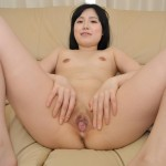 Hairless Japanese Teen Spreads her Sweet Pussy