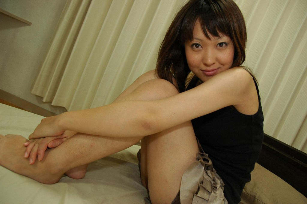 Hot and Skinny Japanese Teen Yuka Matsuhashi