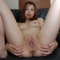 Japanese Pussy Spread Wide Open