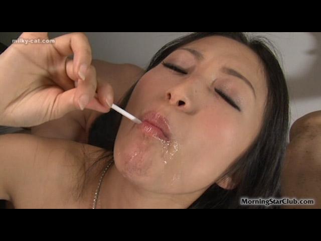 Lolipop Gokkun Lover, Japanese porn girl, Nana Kunimi