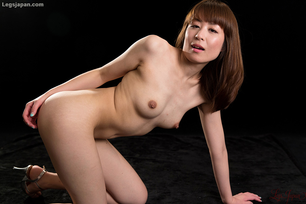 Long Sexy Legs So Ready to Wrap Around You – Saori Hirako