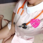 This Nurse from Tokyo will kiss and make it better