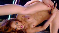 Cheating wife Sally Yoshino is a stripper