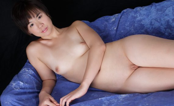 MIA - shaved pussy Japanese girl