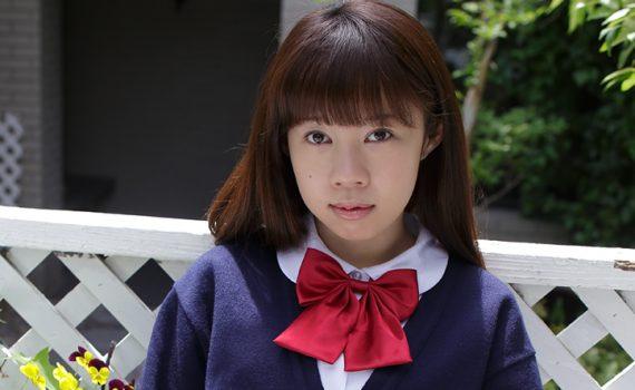 YURIKO 2 - shaved pussy Japanese girl