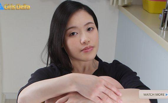 HISAYO 3 - shaved pussy Japanese girl
