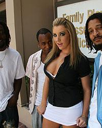 Three Black Men Creampie Me!