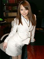 Japanese hot brunette Saki loves showing off